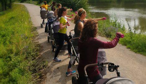 Natur FIT Pur_Outdoorsport für Mamas