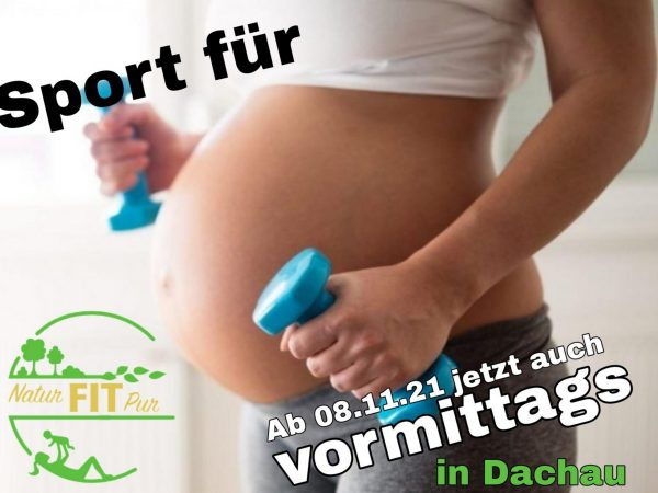 Natur FIT Pur_Vormittagskurs für Schwangere1