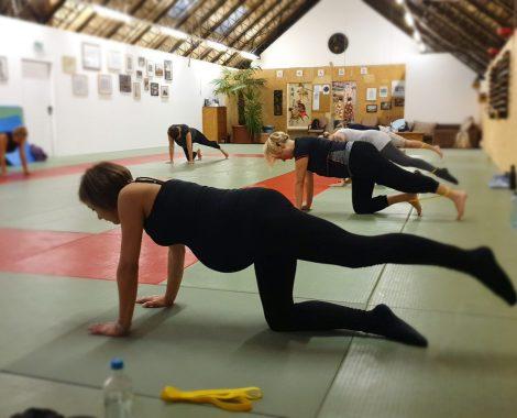 NaturFITPur_Indoorsport für Schwangere