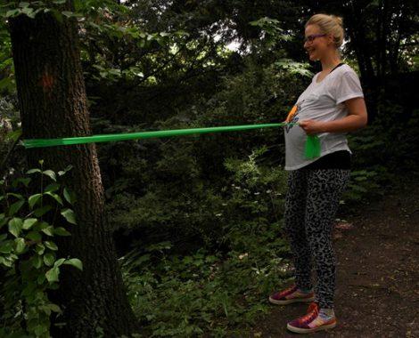 Natur FIT Pur_Sport mit Babybauch